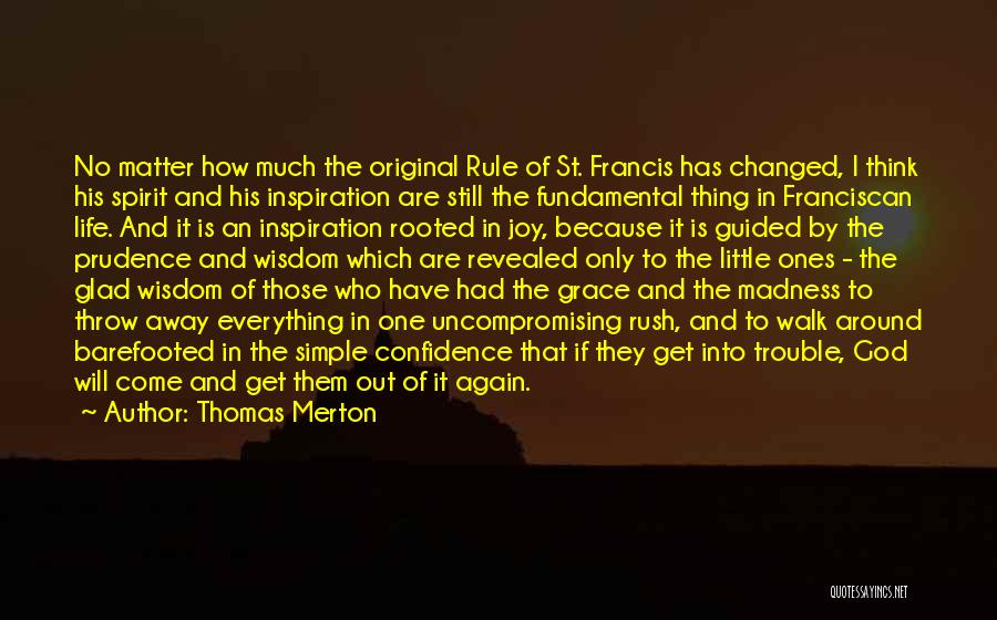 Joy Of God Quotes By Thomas Merton