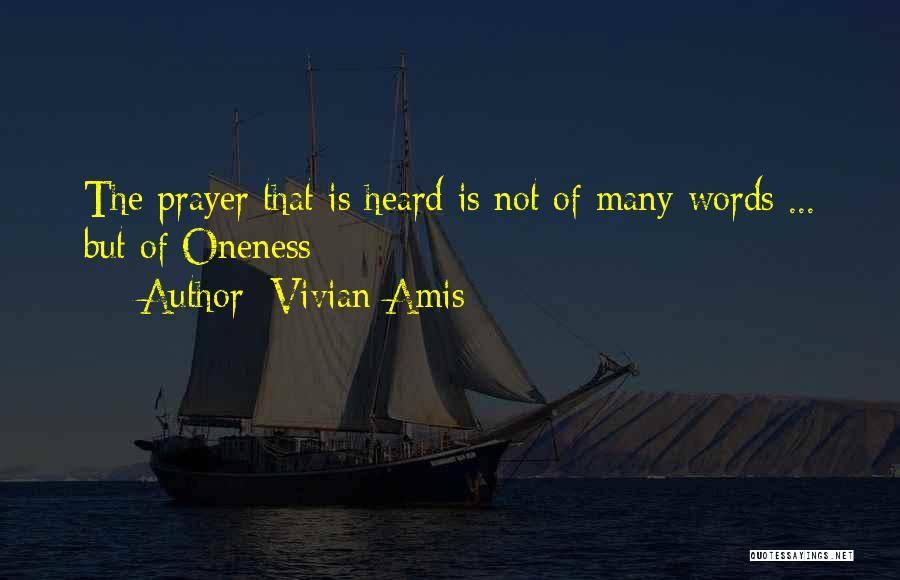 Joy Of God Quotes By Vivian Amis