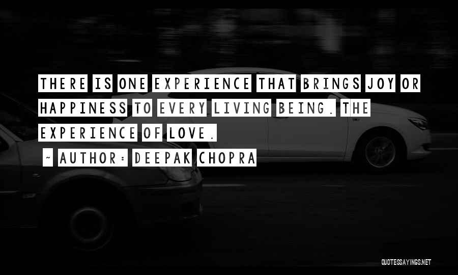 Joy Of Parenting Quotes By Deepak Chopra