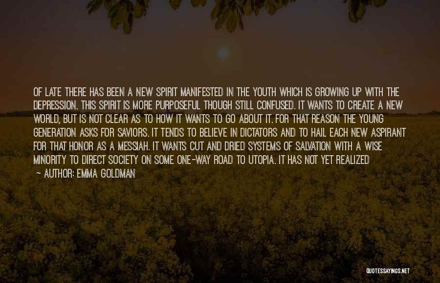 Joy Road Quotes By Emma Goldman