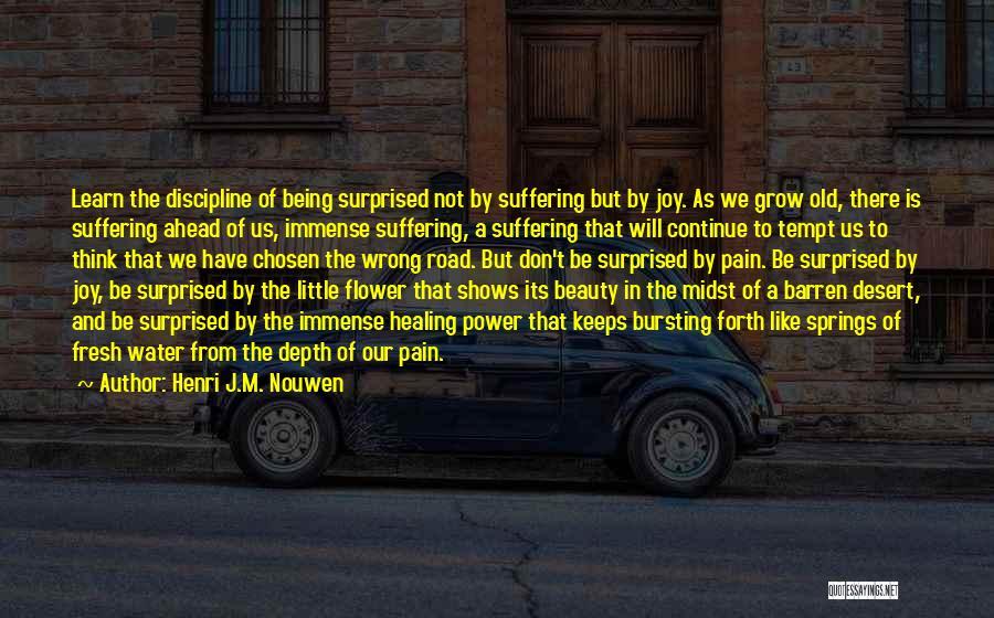 Joy Road Quotes By Henri J.M. Nouwen
