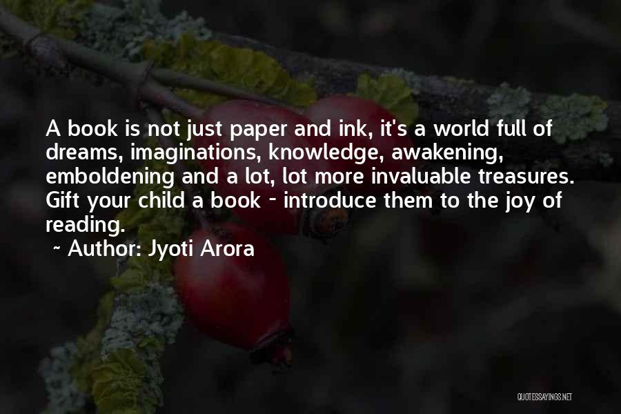 Joy To The World Quotes By Jyoti Arora