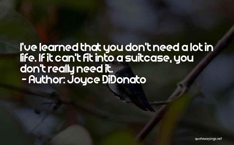 Joyce DiDonato Quotes 173068