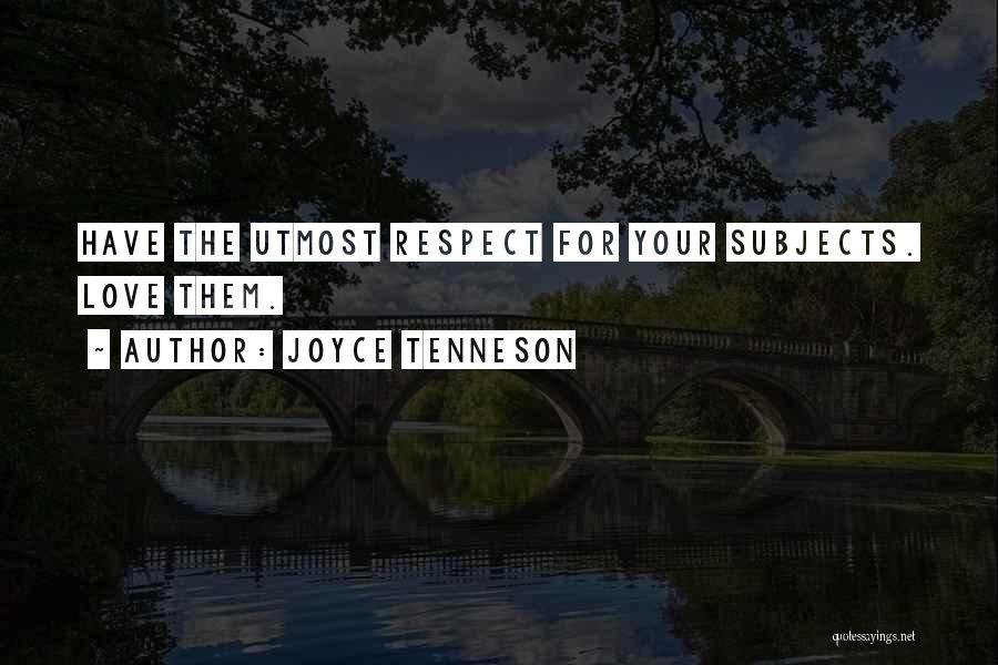 Joyce Tenneson Quotes 1782878