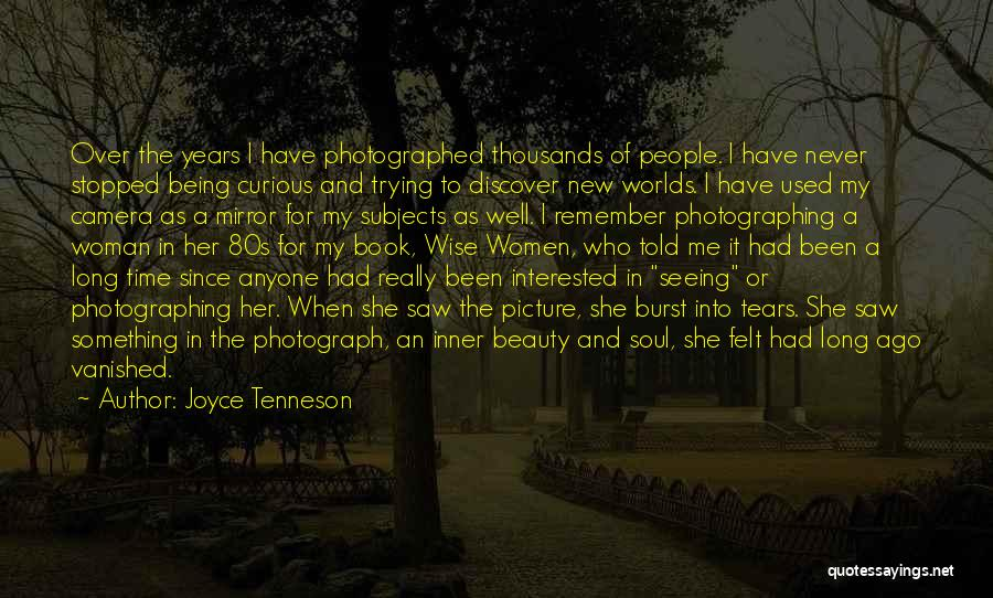 Joyce Tenneson Quotes 2177641