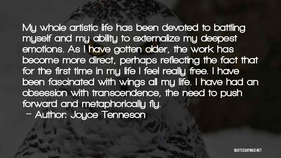 Joyce Tenneson Quotes 253384
