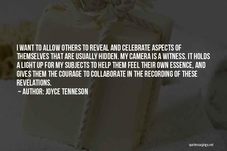 Joyce Tenneson Quotes 464940