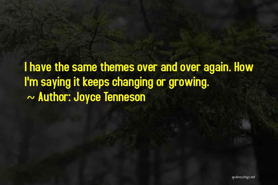 Joyce Tenneson Quotes 983317