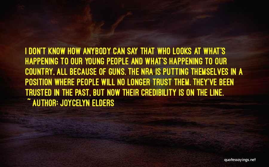 Joycelyn Elders Quotes 1003151