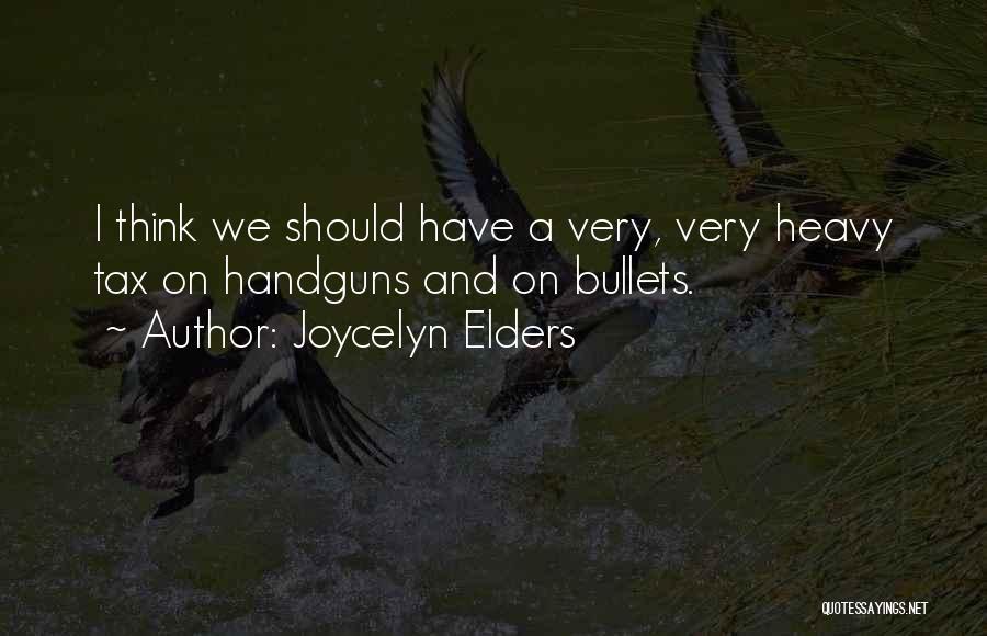 Joycelyn Elders Quotes 101290