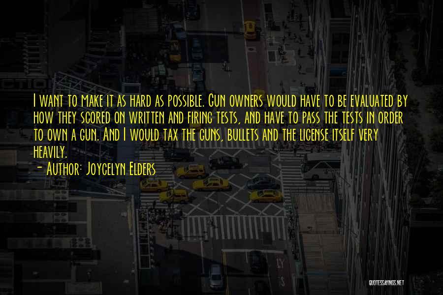 Joycelyn Elders Quotes 147809