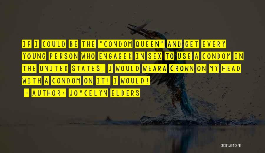 Joycelyn Elders Quotes 328519