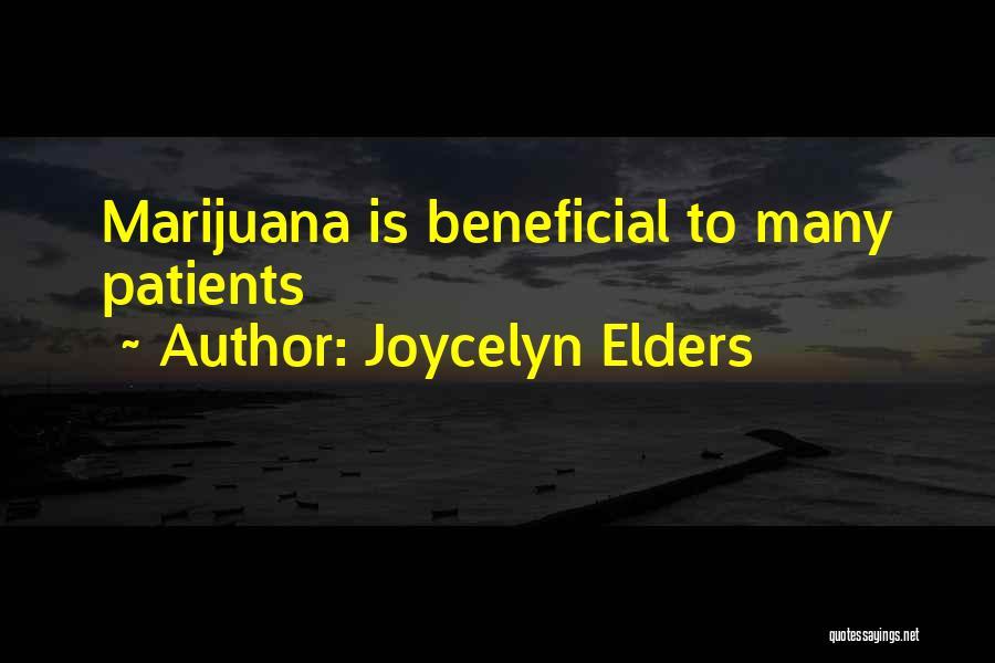 Joycelyn Elders Quotes 358677