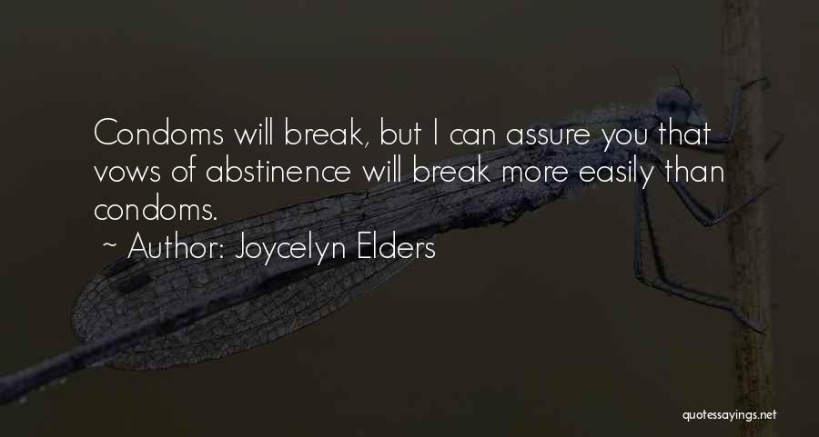 Joycelyn Elders Quotes 577340