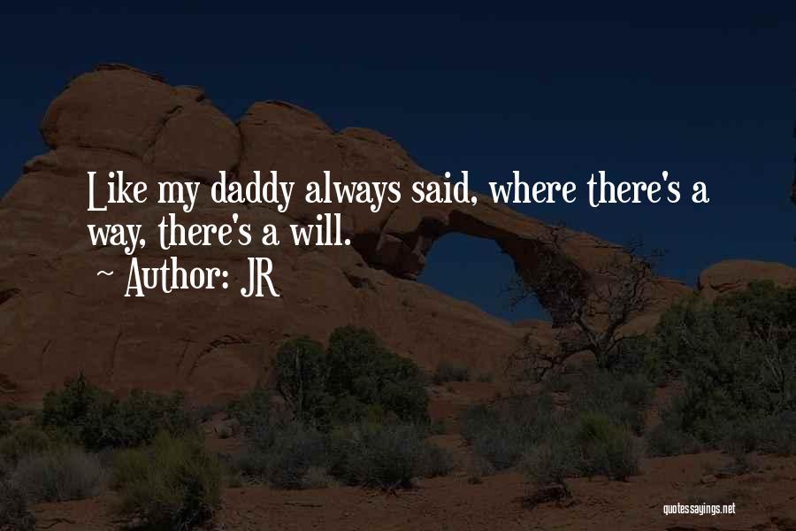 JR Quotes 1299326