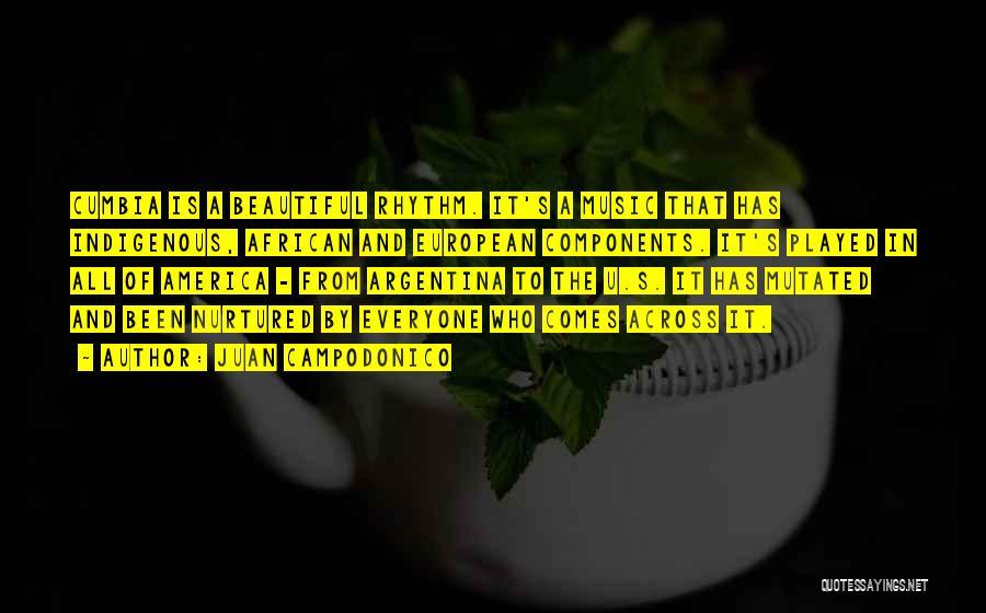 Juan Campodonico Quotes 1667414