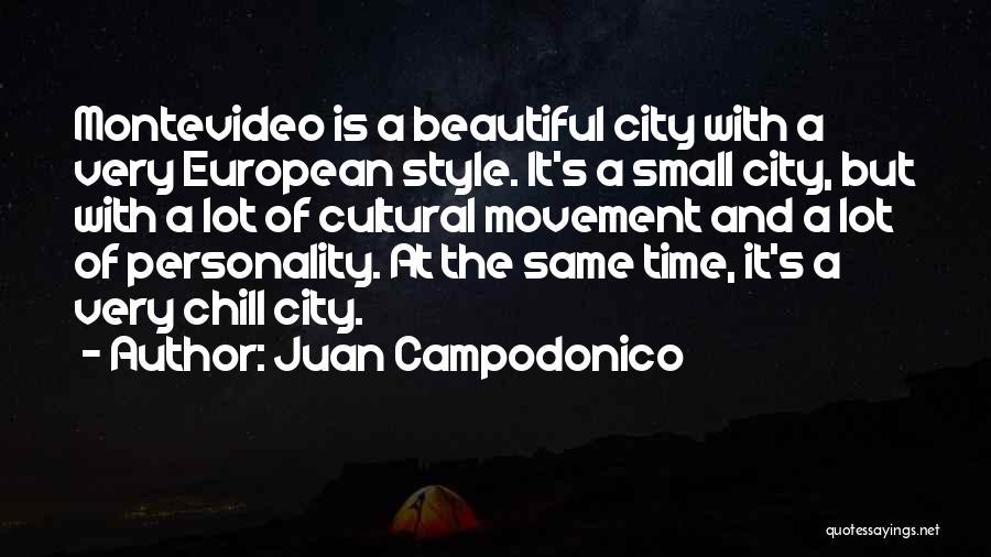 Juan Campodonico Quotes 330319