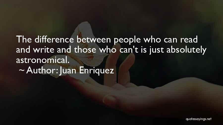 Juan Enriquez Quotes 1273939