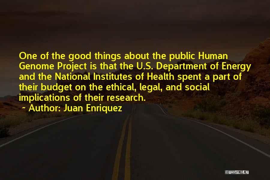 Juan Enriquez Quotes 1351466