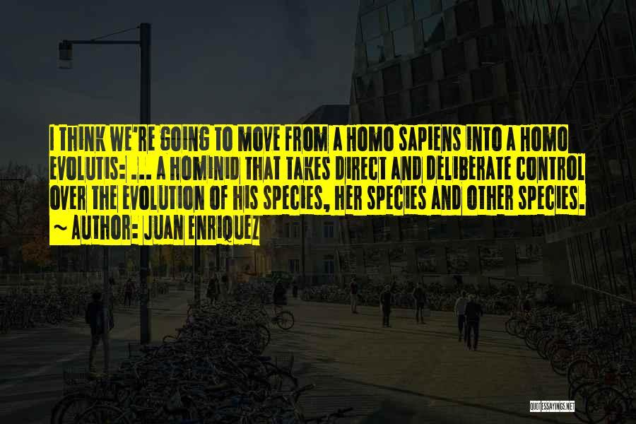 Juan Enriquez Quotes 1376332