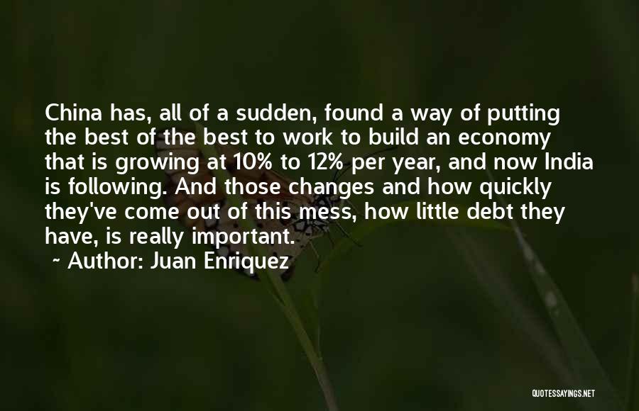 Juan Enriquez Quotes 2210995