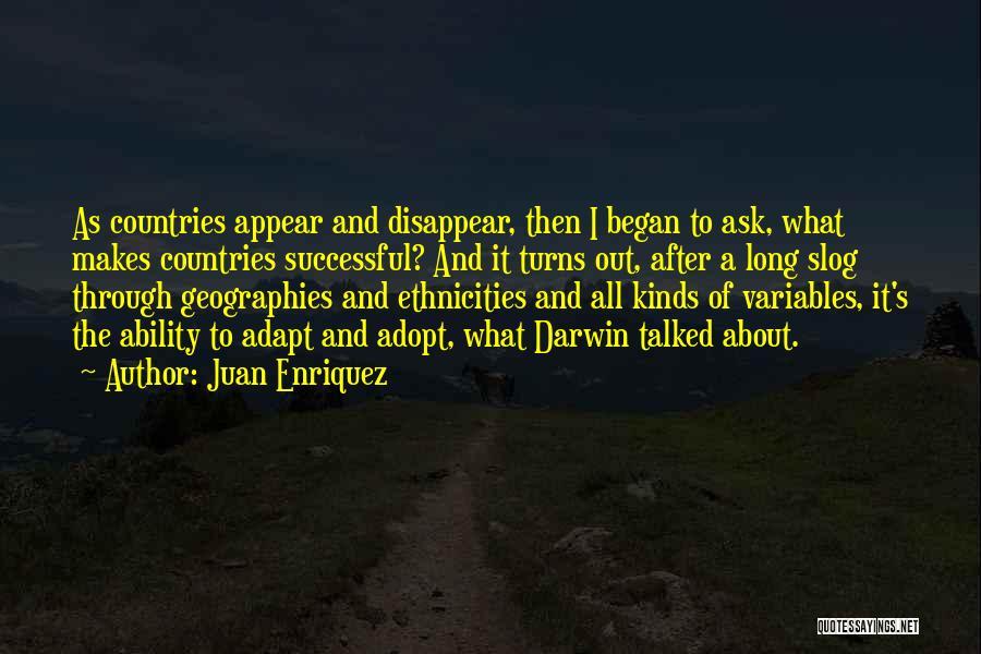 Juan Enriquez Quotes 901488