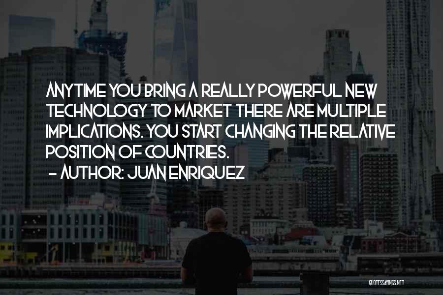 Juan Enriquez Quotes 959061