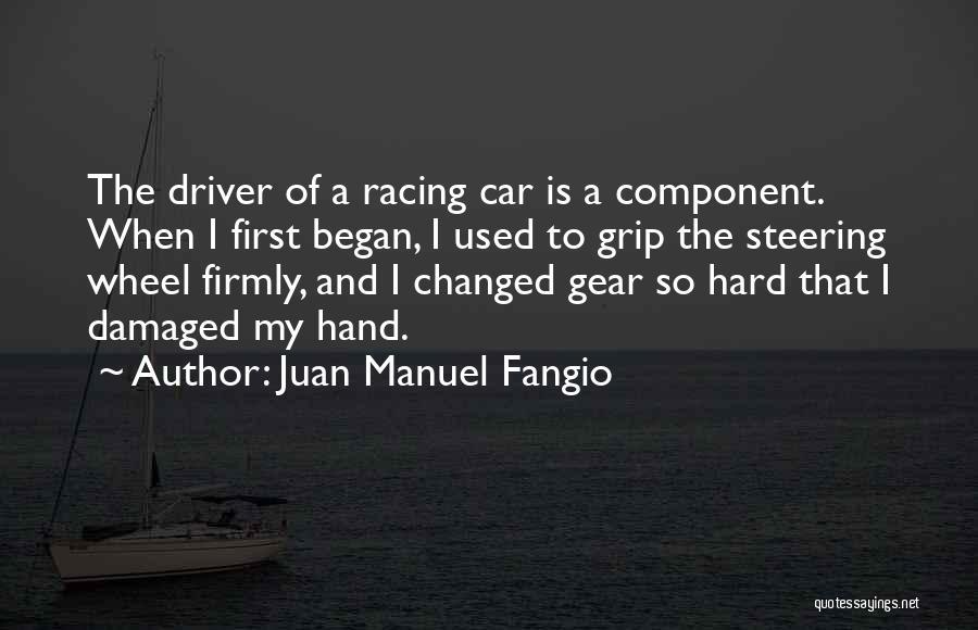 Juan Manuel Fangio Quotes 1698750