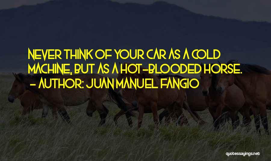 Juan Manuel Fangio Quotes 1708569