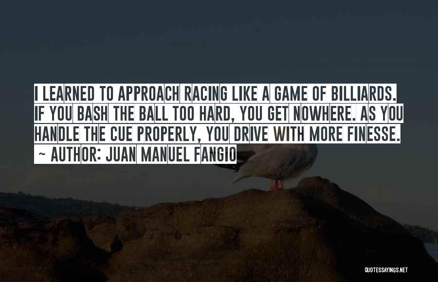 Juan Manuel Fangio Quotes 999746