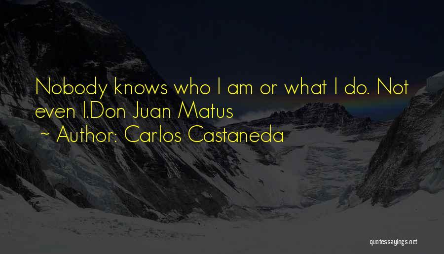 Juan Matus Quotes By Carlos Castaneda