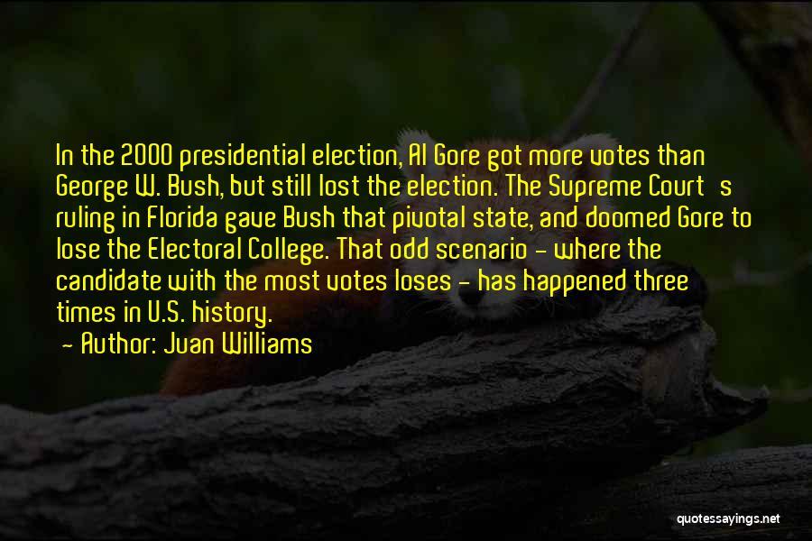 Juan Williams Quotes 108416