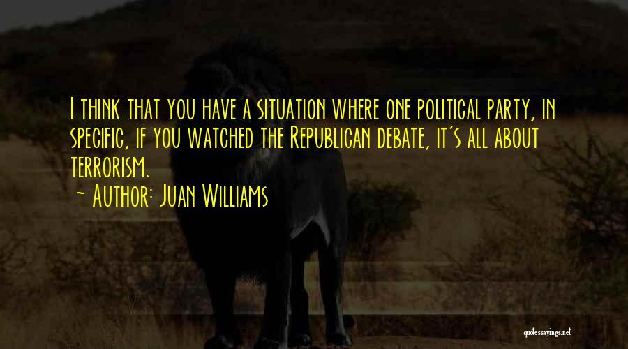 Juan Williams Quotes 1554010