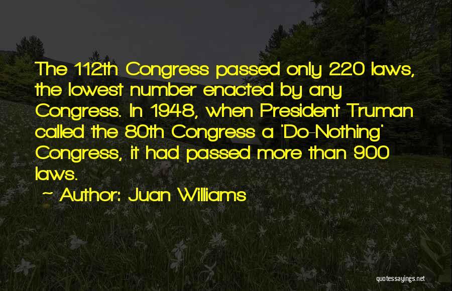 Juan Williams Quotes 260754