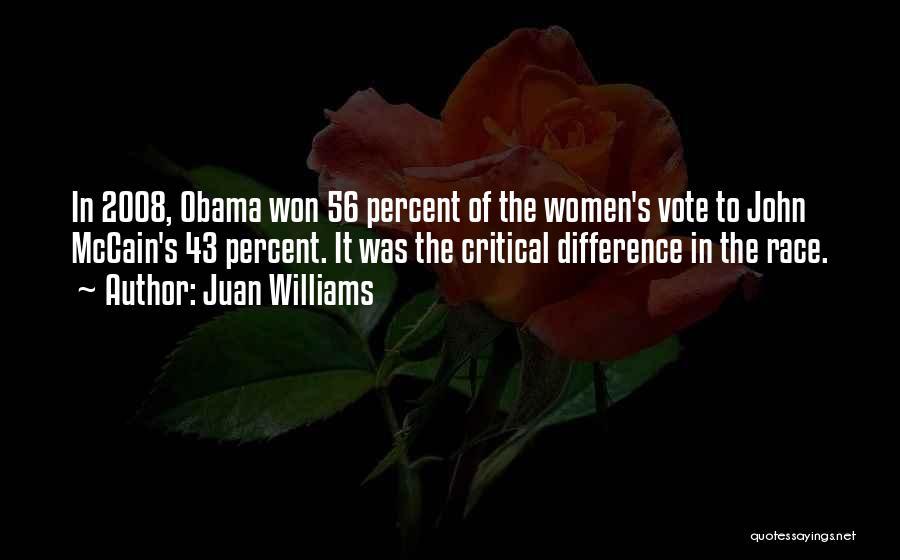 Juan Williams Quotes 402701