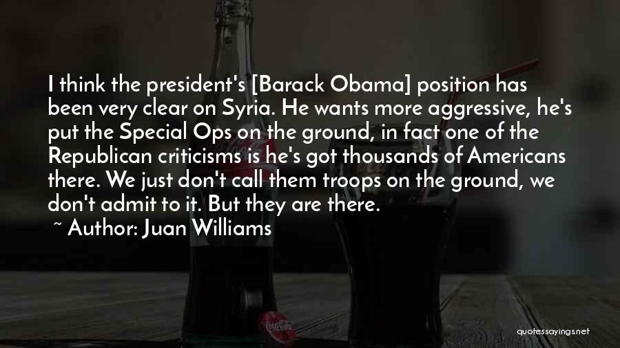 Juan Williams Quotes 764775