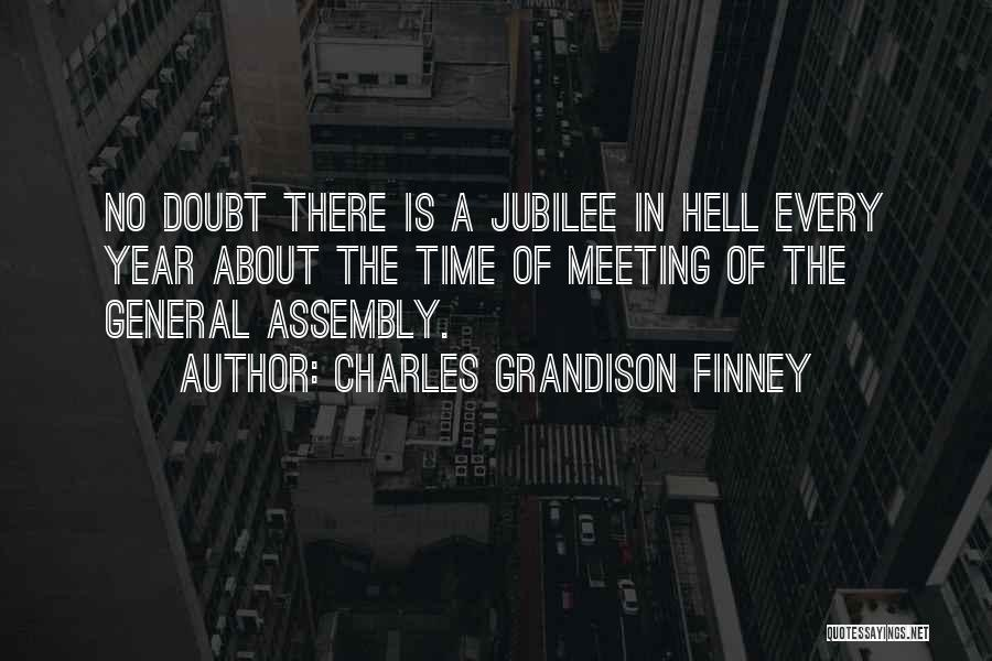 Jubilee Quotes By Charles Grandison Finney