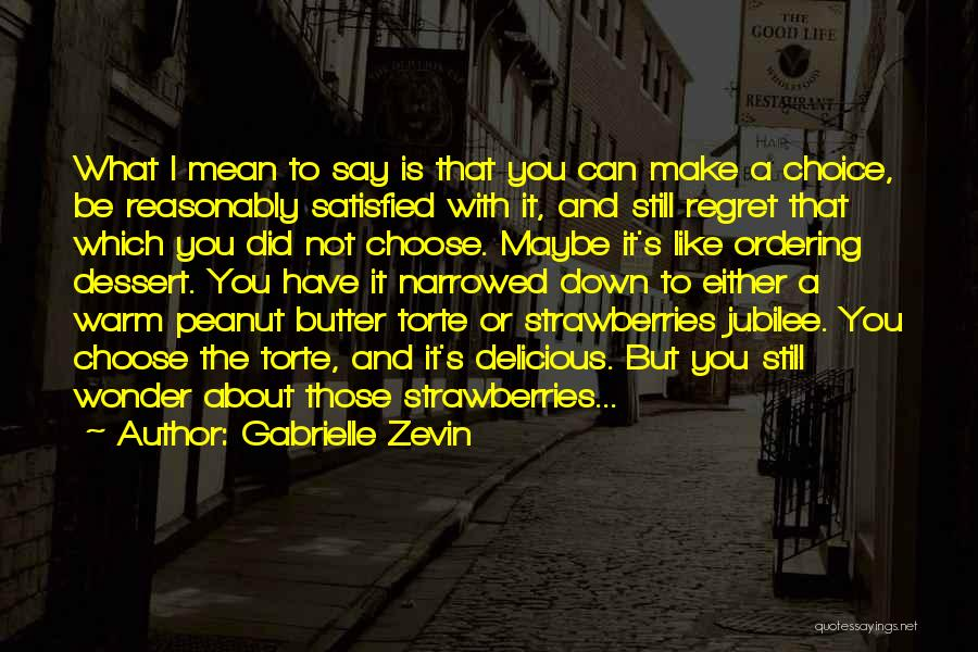 Jubilee Quotes By Gabrielle Zevin