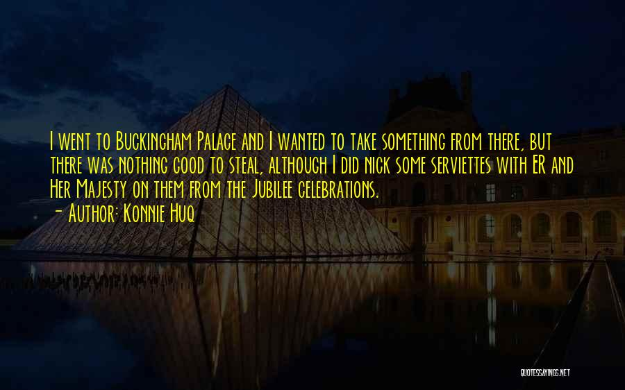 Jubilee Quotes By Konnie Huq