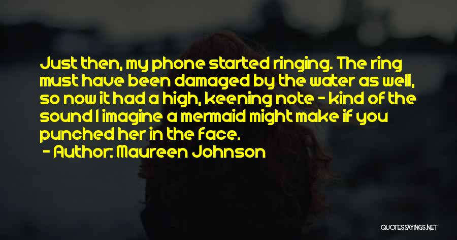 Jubilee Quotes By Maureen Johnson
