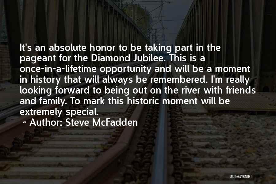 Jubilee Quotes By Steve McFadden