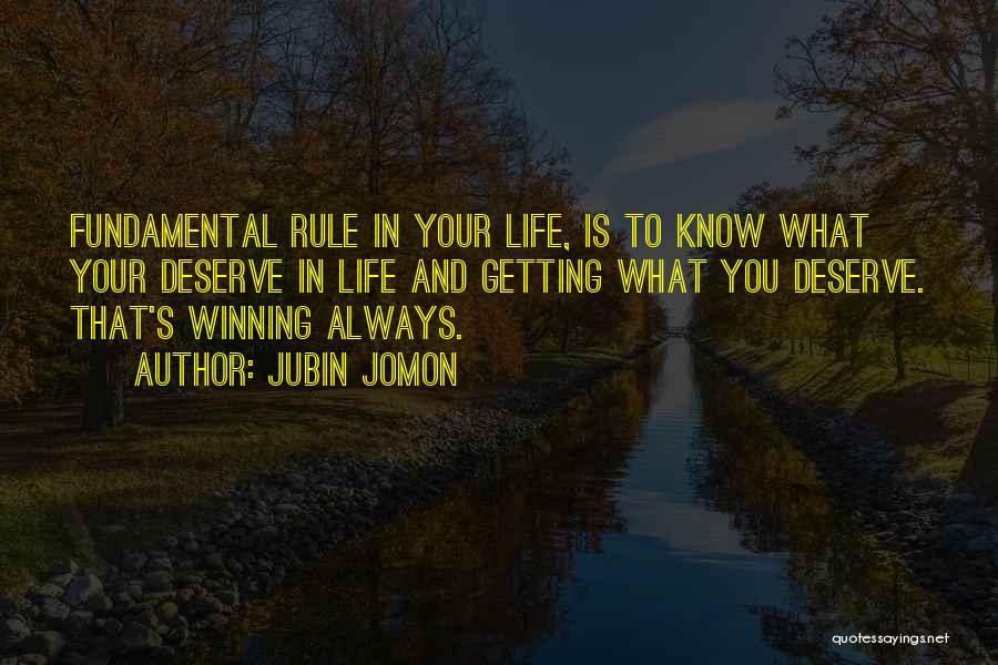 Jubin Jomon Quotes 2078108
