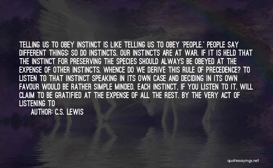 Judged By Others Quotes By C.S. Lewis