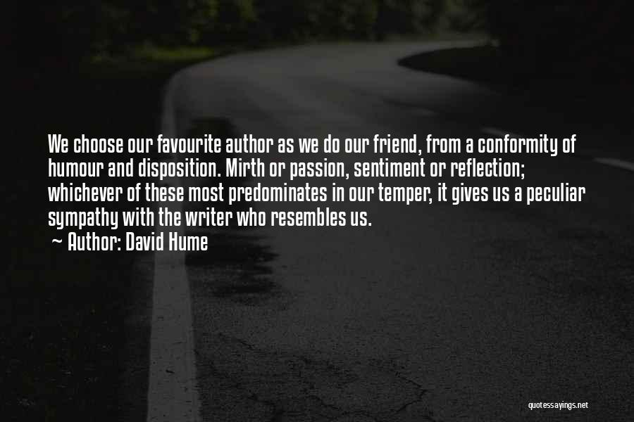 Judgement Quotes By David Hume
