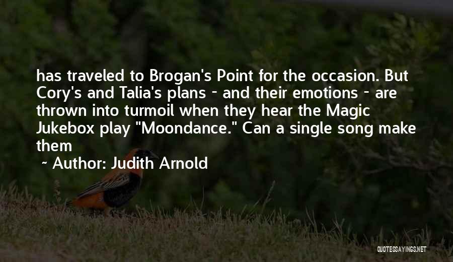 Judith Arnold Quotes 1446725