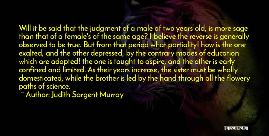 Judith Sargent Murray Quotes 1242456