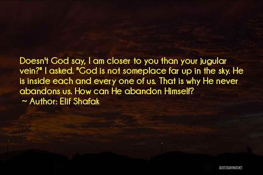 Jugular Quotes By Elif Shafak