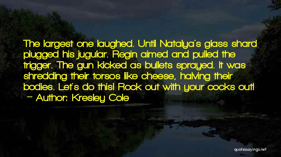 Jugular Quotes By Kresley Cole