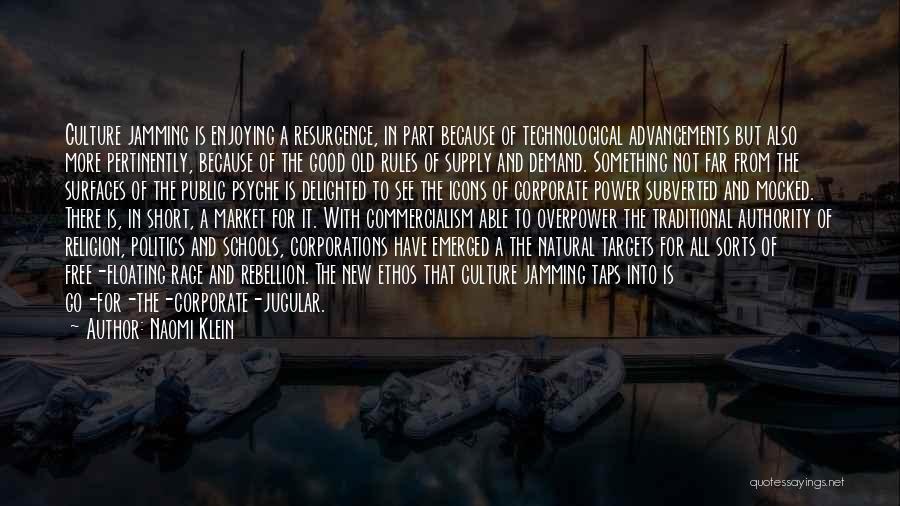 Jugular Quotes By Naomi Klein