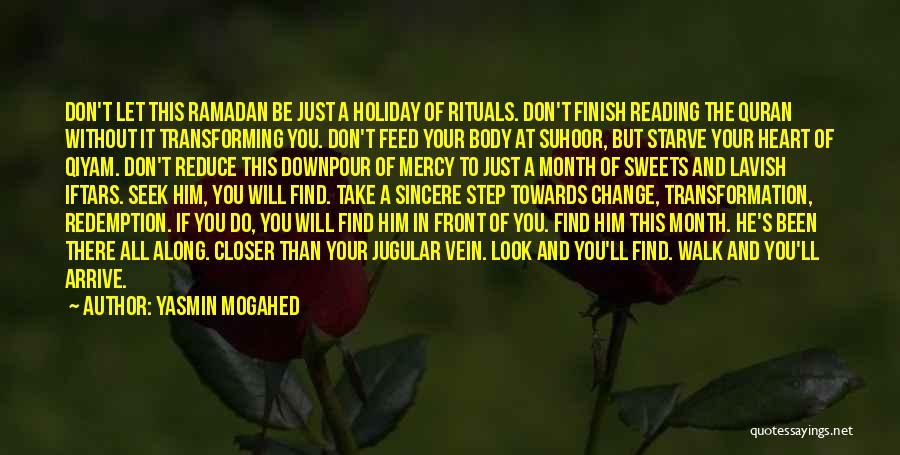 Jugular Quotes By Yasmin Mogahed